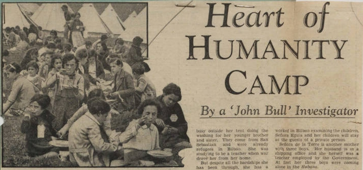 Heart of Humanity Camp